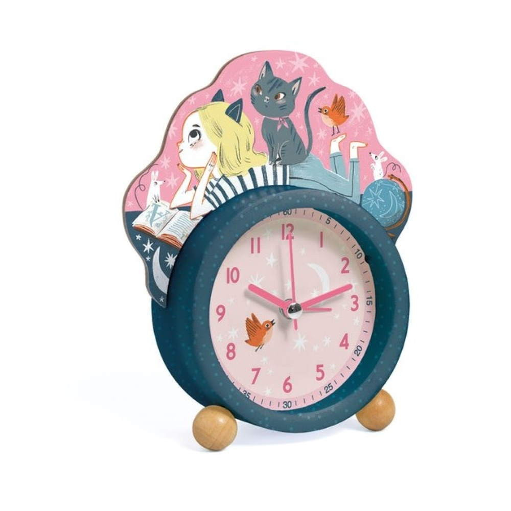 ALARM CLOCKS - Alarm clock cat
