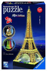 Tour Eiffel - Night Edition