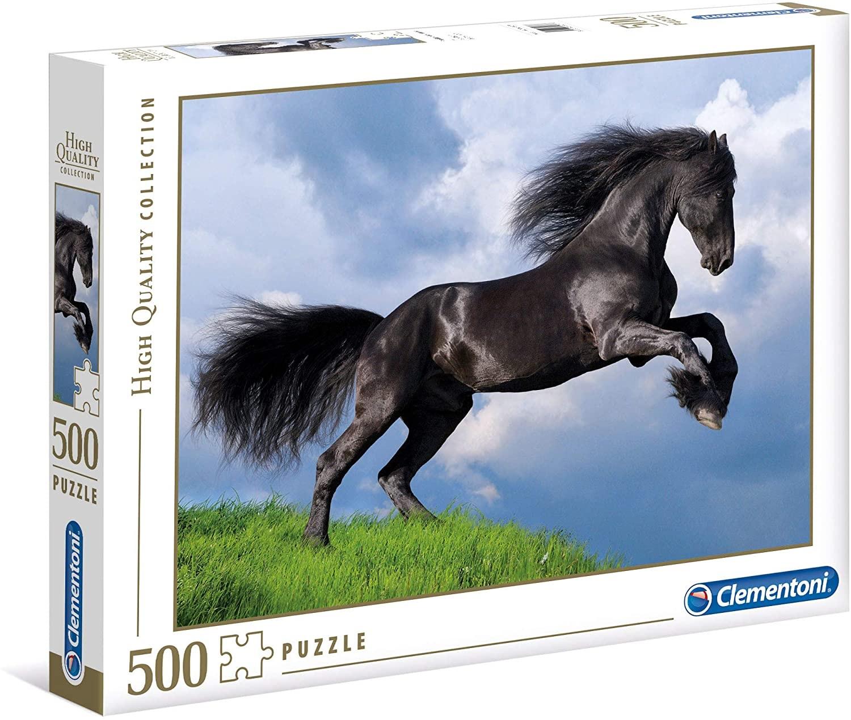 PZL 500 FRESIAN BLACK HORSE 2020